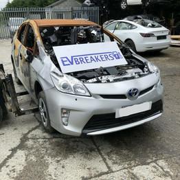 Toyota Prius Hybrid Electric Vehicle Breaking Parts Spares EV Breakers