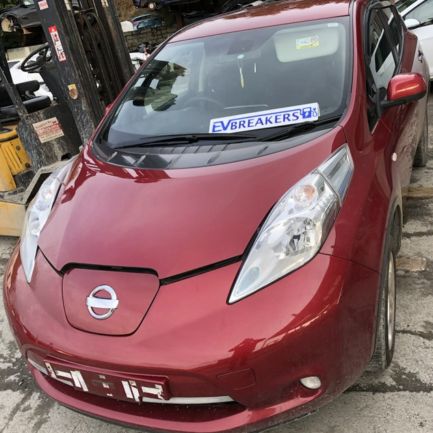 Nissan Leaf 12-17 30kWh Electric Vehicle Breaking Parts Spares EV Breakers
