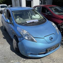 Nissan Leaf 11-12 24kWh Electric Vehicle Breaking Parts Spares EV Breakers