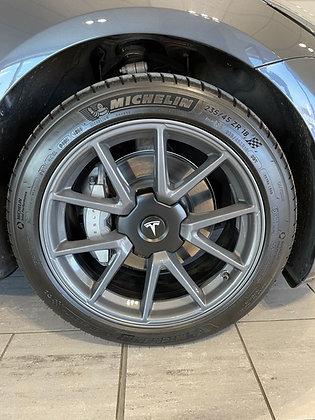 Tesla Model 3 Aero Wheel Nut Centre Cap 1044271-00-A