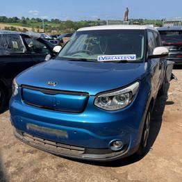 Kia Soul EV 30kWh Electric Vehicle Breaking Parts Spares EV Breakers