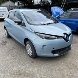 Renault Zoe 22kWh Electric Vehicle Breaking Parts Spares EV Breakers