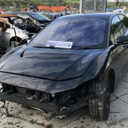 Jaguar I-Pace HSE Electric Vehicle Breaking Parts Spares EV Breakers