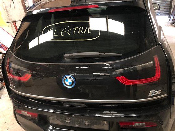 BMW i3S Bootlid