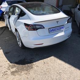 Tesla Model 3 Performance Electric Vehicle Breaking Parts Spares EV Breakers
