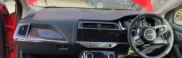Jaguar I-Pace Airbags