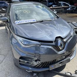 Renault Zoe 52kWh Electric Vehicle Breaking Parts Spares EV Breakers
