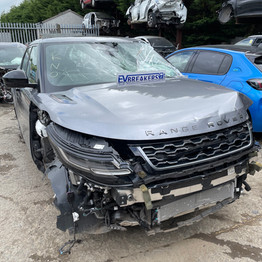Range Rover Evoque PHEV 2021 Electric Vehicle Breaking Parts Spares EV Breakers