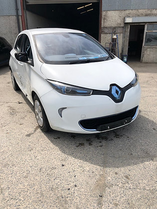 Renault Zoe Front End Complete