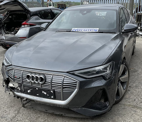 Audi E-Tron Battery Pack LG Chem