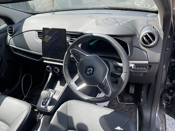 Renault Zoe ZE50 Airbag Kit