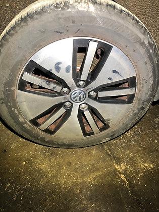 VW E-Golf Alloy Aluminimum Wheel inc. Tyre