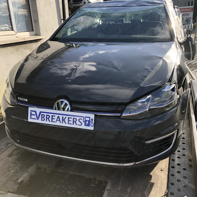 VW e-Golf 7.5 Electric Vehicle Breaking Parts Spares EV Breakers