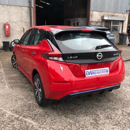 Nissan Leaf 18-on Electric Vehicle Breaking Parts Spares EV Breakers