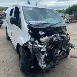 Nissan e-NV200 Electric Vehicle Breaking Parts Spares EV Breakers