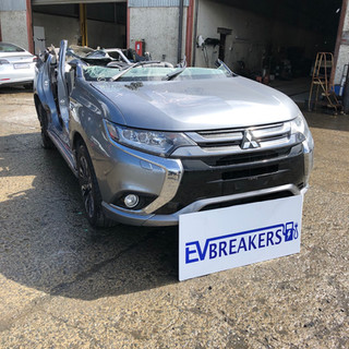 Mitsubishi Outlander PHEV 16-19 Electric Vehicle Breaking Parts Spares EV Breakers