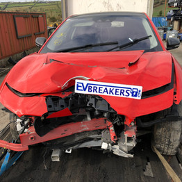 Jaguar I-Pace First Edition Electric Vehicle Breaking Parts Spares EV Breakers