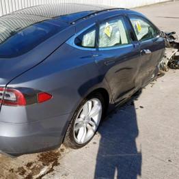 Tesla Model S 12-15 Electric Vehicle Breaking Parts