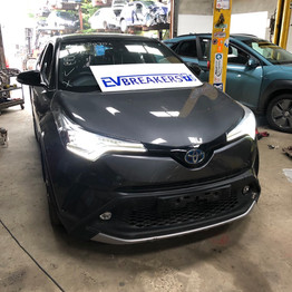 Toyota CH-R Hybrid Electric Vehicle Breaking Parts Spares EV Breakers