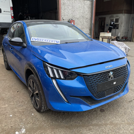 Peugeot e-208 Electric Vehicle Breaking Parts Spares EV Breakers