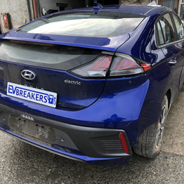 Hyundai Ioniq Electric Electric Vehicle Breaking Parts Spares EV Breakers