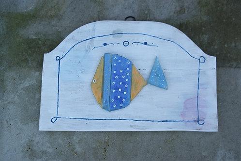 Szklana Ryba na desce