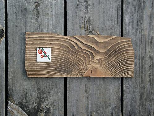 MALWA - podstawka drewniana