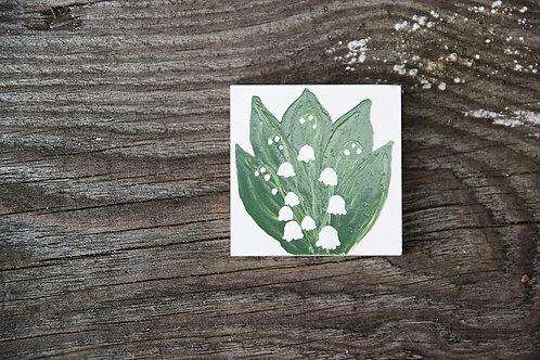 KONWALIE - płytka ceramiczna                     4,5 x 4,5 cm