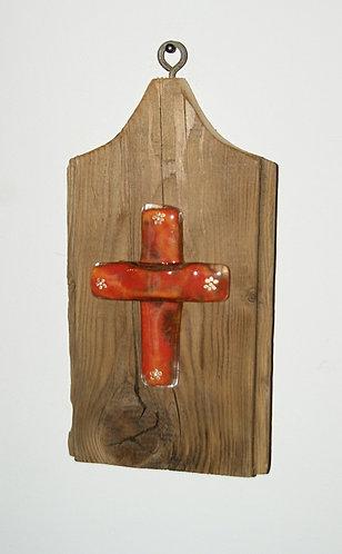 Krzyż na desce