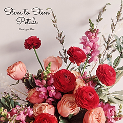 STEM TO STEM PETALS DESIGN CO.