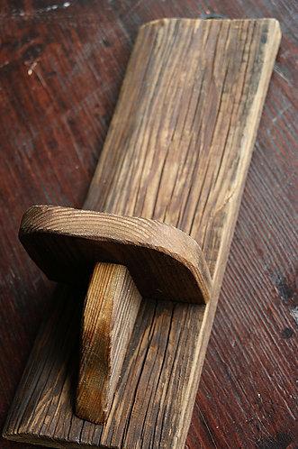 Świecznik wiszący drewniany