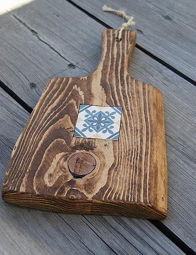 KWIATEK - podstawka drewniana
