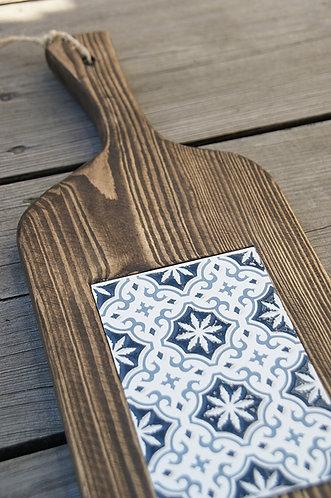 ORNAMENT - podstawka drewniana
