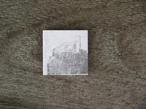 ZAMEK CHOJNIK - płytka ceramiczna 4,5 x 4,5 cm