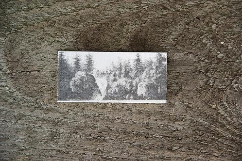 WODOSPAD SZKLARKI - płytka ceramiczna 7,2 x 3,4 cm