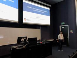 Prof. Tae-Hyuk Kwon's visit to UNSW Canberra