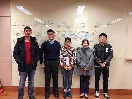 E3GEO Year-End Workshop at KAIST, Korea