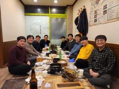 IGUA alumni dinner