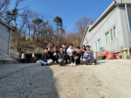 Group photo (2021 Spring)