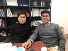 Research collaboration on Liquid Cell Microscopy for Aqueous Clays