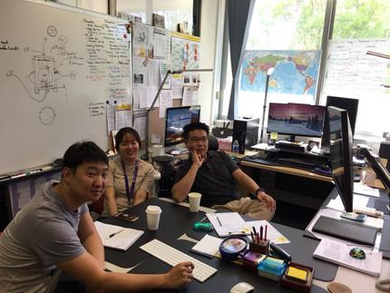 Group seminar on Soil Microscopy methods