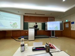 Suhyuk's MS thesis defense