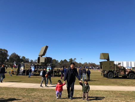 ADFA / UNSW Canberra open day 2019