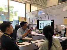 Sojeong's presentation to E3GEO