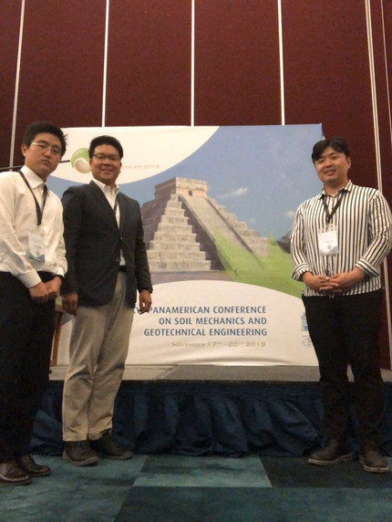 E3GEO at the 16th Pan-American Conference on Soil Mechanics and Geotechnical Engineering