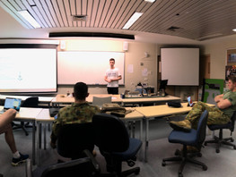 1st Monthly Group Seminar with our FYP members~!