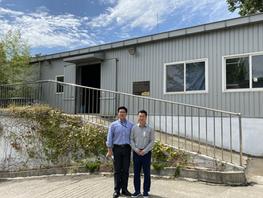 Prof. Jinung Do's visit to E3GEO @Ajou U.