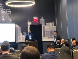 Dr. Chang attended the ASCE Geo-Congress 2020