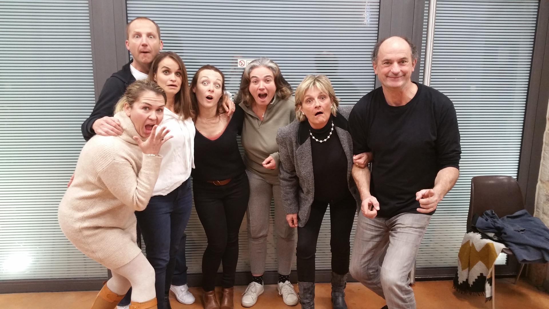 Sébastien - Théâtre Adultes