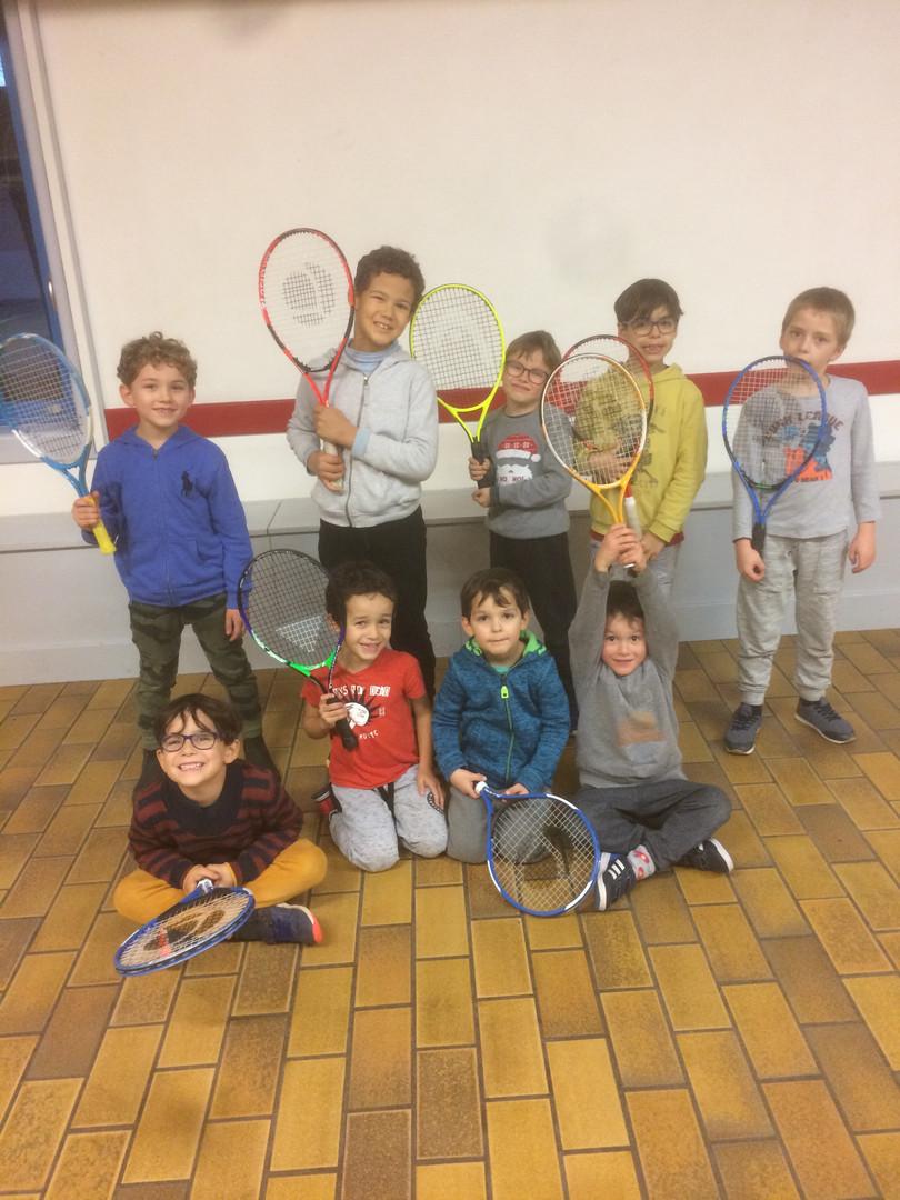 Florian - Tennis